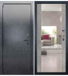 Лекс 3 Барк Зеркало бетон серый (Панель 102)